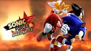 Sonic Forces: Speed Battle - New Characters Unlocked