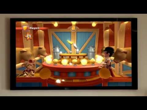 2K Play&39;s Carnival Games: Monkey See Monkey Do