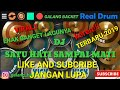 Realdrum-DJ Satu hati sampai Mati full bass remix_cover by Galang backet