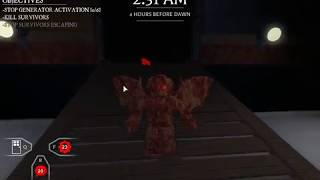 Before The Dawn: Redux Fallen Devil skin gameplay (Roblox)
