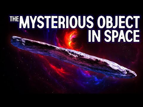 The Mysterious Object in Space!