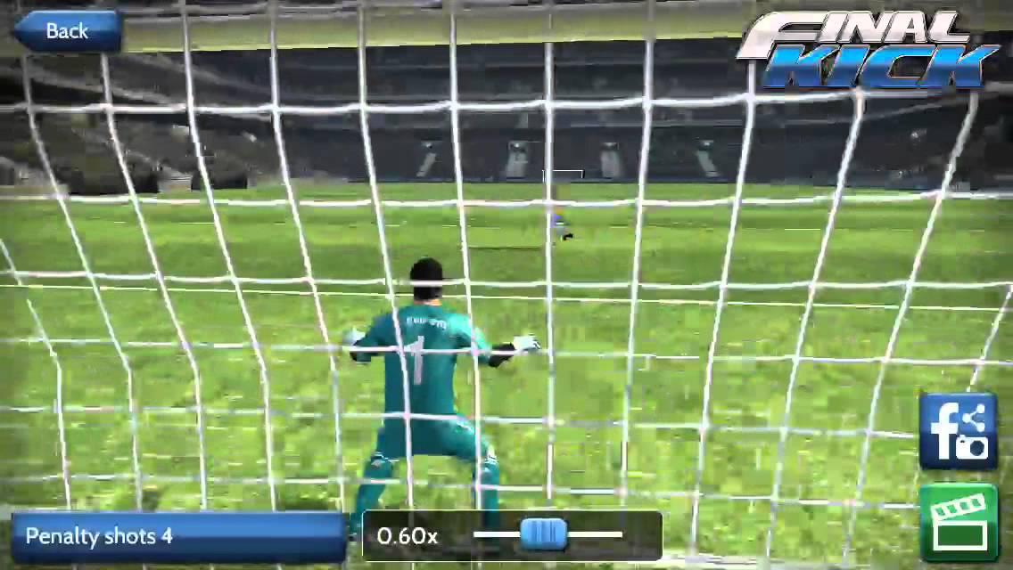 [Final Kick] Ederson final kick app