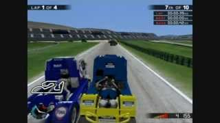 Super Trucks Package & Review (PS2)