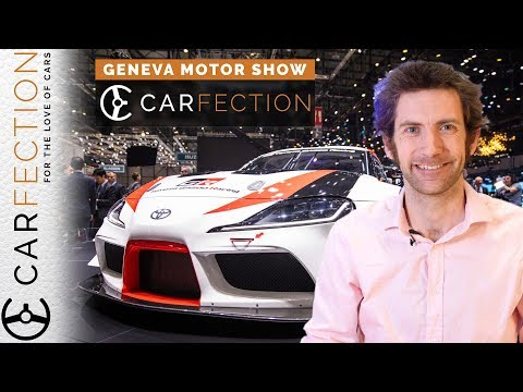 Geneva Motor Show 2018: EVERYTHING You Need To Know With Henry Catchpole - Carfection