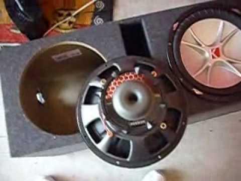 Kicker Comp R Wiring Diagram Kicker Cvrs Install Youtube