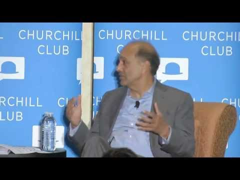 4.13.15 Two Luminaries: Intel Capital President Arvind Sodhani & Silicon Valley Bank CEO Greg Becker