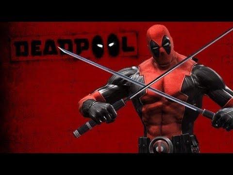 My Aim Is Rubbish-Deadpool Walkthough With Ryanjob62-Part 6