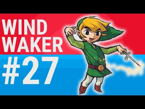 Wind Waker: Clever Episode Title - PART 27 - StoneShip