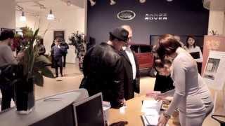 Открытие центра Jaguar Land Rover Inchcape в Балашихе