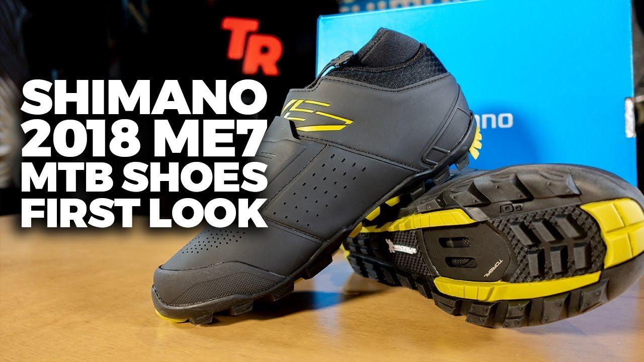 Shimano ME7 SPD MTB Schuhe (ME701) 2019