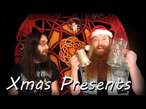 Christmas Presents for Metalheads!