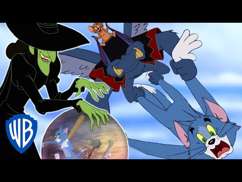 Tom & Jerry   To Find the Wicked Witch   WB Kids
