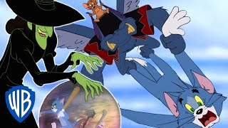 Tom & Jerry | To Find the Wicked Witch | WB Kids