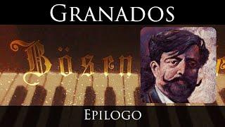 Granados - Epilogo (Bösendorfer 185)