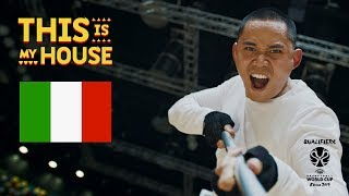Quando niente è troppo per il tuo Paese | This is My House | FIBA Basketball World Cup 2019 thumbnail