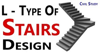 Stairs Design - How To Design L - Type Stairs - Stair Design For House - Stairs Design For Home Urdu
