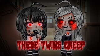 These Twins Creep | Original | Horror Gacha Mini Movie GLMM