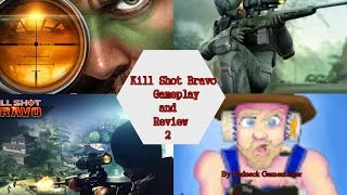 KILL SHOT BRAVO ( Brave Android Game Play) PLAY ME NOW Ep