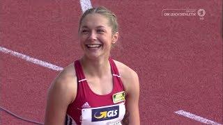 DM Erfurt 2017 - 100m Frauen