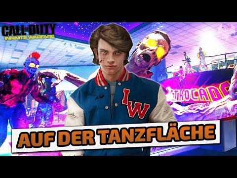 Auf der Tanzfläche - Call of Duty: Infinite Warfare Zombies - Deutsch German - Dhalucard thumbnail