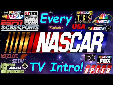 Every (Findable) NASCAR Televised intro (Up to 2014)