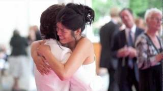 two women and a wedding linda maike lesbian wedding