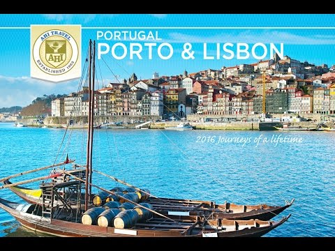 Portugal ~ Porto & Lisbon