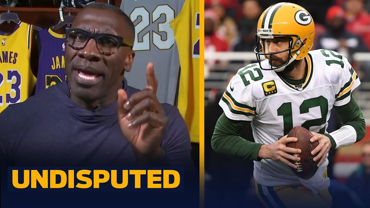 Shannon agrees that Aaron Rodgers deserved All-Decade team honors over Drew Brees   NFL