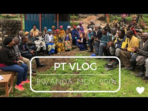 Travel with Pin: Rwanda - Nov. 2017