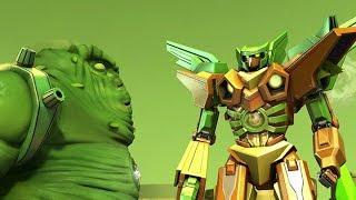 ATOMICRON | The Atomicron Alliance | Full Episode 3 | Cartoon Series For Kids | English