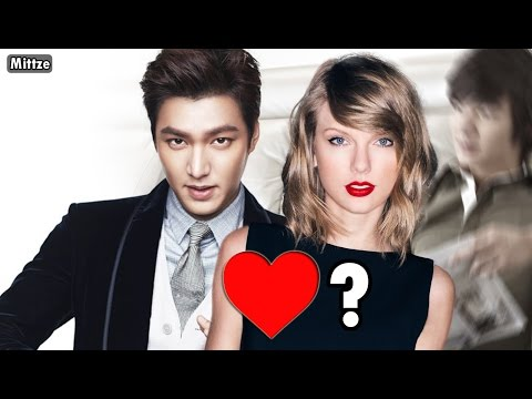 LEE MIN HO Y TAYLOR SWIFT ESTAN SALIENDO? | Mittze