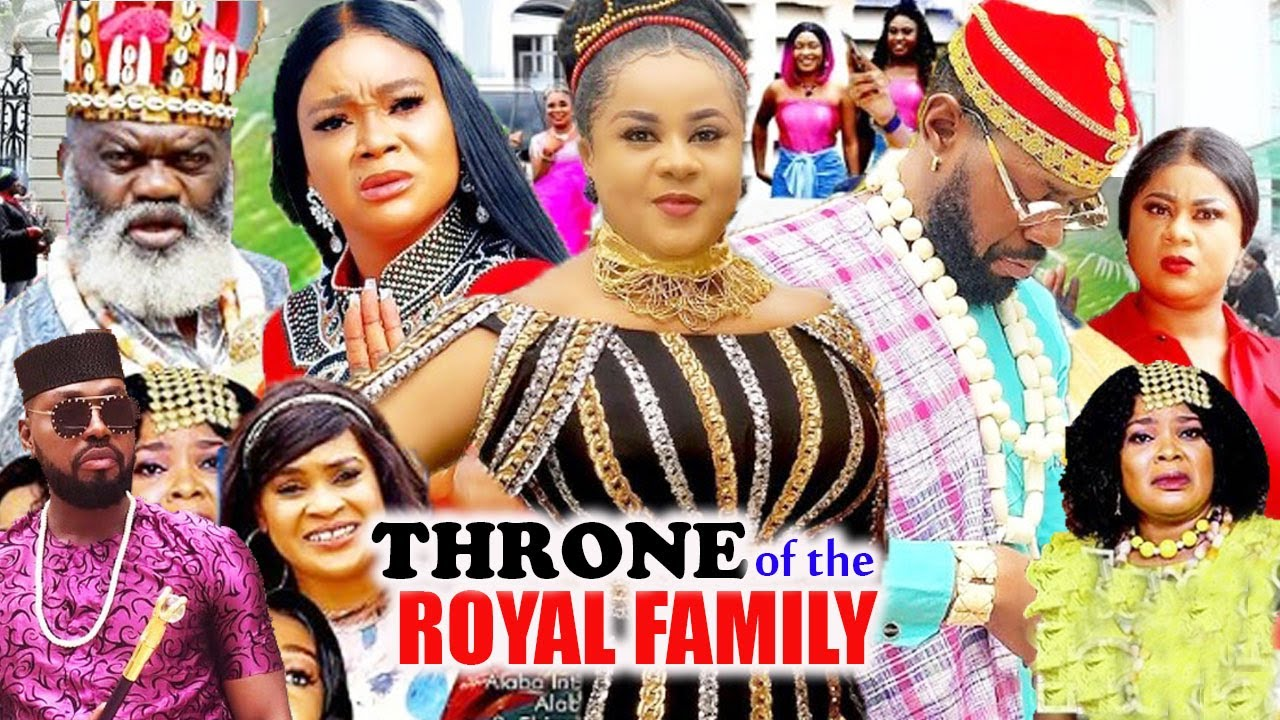 Download THRONE OF THE ROYAL FAMILY Complete Part 1&2[NEW MOVIE]JERRY WILLIAMS|UJU OKOLIE NIGERIAN MOVIE 2021