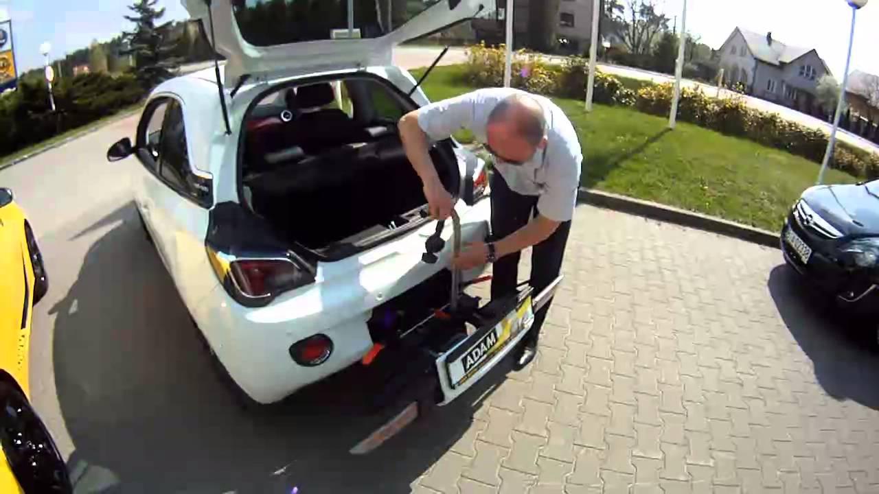 Top Auto Opel Adam System Flexfix Youtube