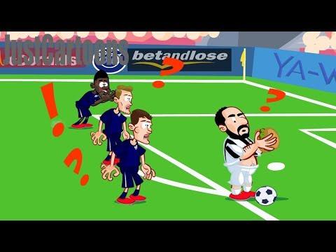 Juventus vs Tottenham 2-2 All highlights