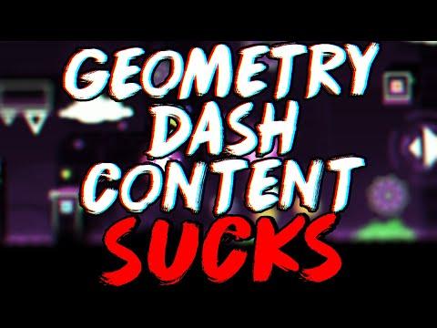 GEOMETRY DASH CONTENT SUCKS