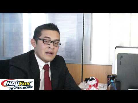 Meet Tony Varela At FOX Toyota Of El Paso   Duration: 2 Minutes, 53 Seconds.