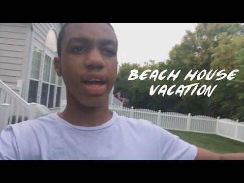 Family Beach House Vacation Vlog