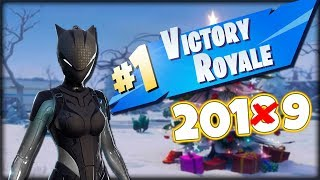 The last real victory of 2018! ☢Fortnite ps4 ita☢