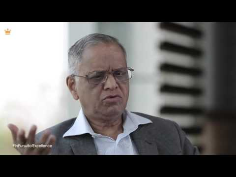 Louis Philippe - In Pursuit of Excellence Season 2 I Uncut version - Narayana Murthy