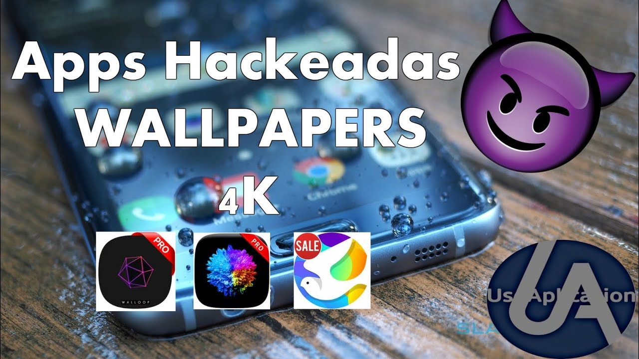 Apps Hack Con Todo Ilimitado Wallpapers 4k 2018