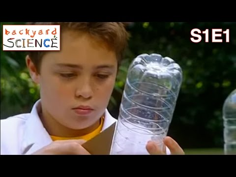 Backyard Science | How to Build a Backyard Rocket | S1E1