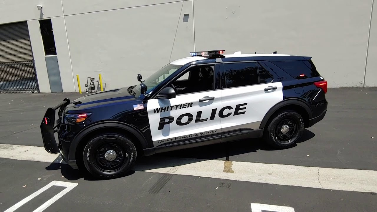 new 2020 ford police interceptor utility fpiu builtour