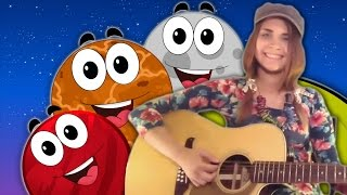 Planets Song | Nursery Rhymes For Kids | Solar System Nursery Rhyme