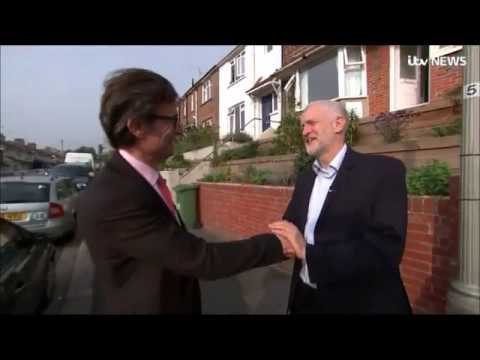 Peston's full interview with 'hard left' leader Jeremy Corbyn #Lab17