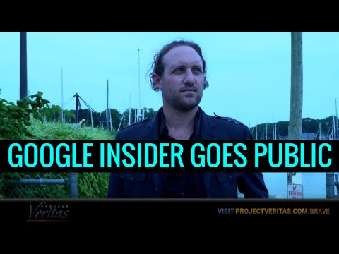 Google Whistleblower exposes political bias and corruption at google