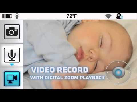Motorola Blink1 WiFi Remote Access Digital Video Baby Monitor At Babies