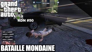 GTA Online - Bataille mondaine