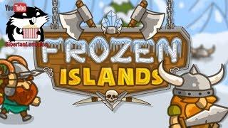 "Frozen Islands ""Викинги-освободители"" [armorgames]"