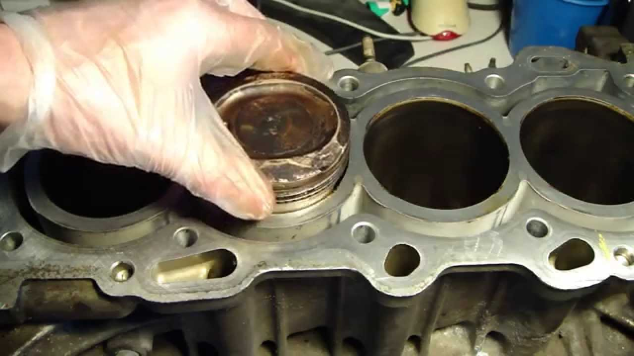 How To Check Easily That Are Pistons Rings Ok Or Wear Out