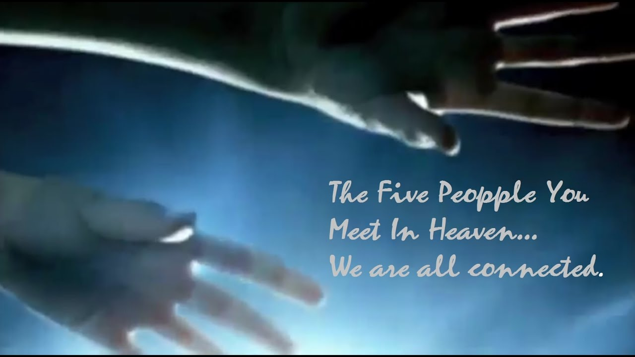five people you meet in heaven movie sound track